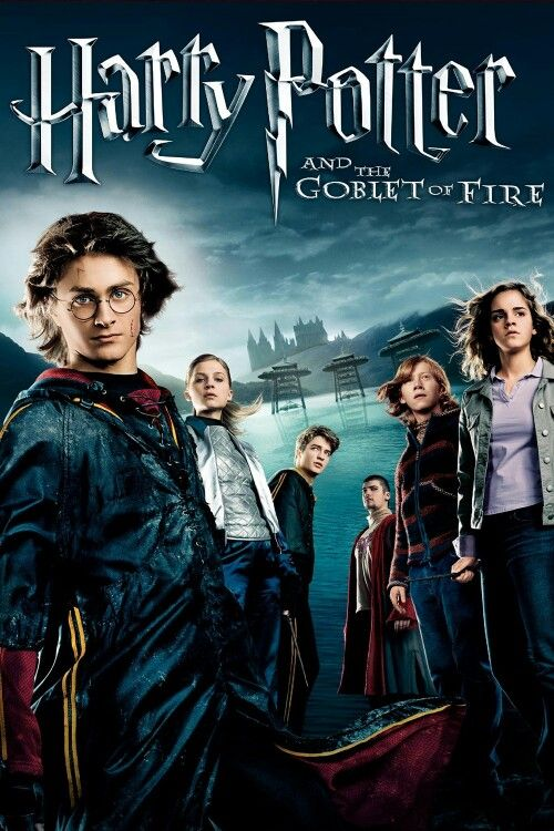 Harry Potter And The Goblet Of Fire Peliculas De Harry Potter Caliz De Fuego Libros De Harry Potter
