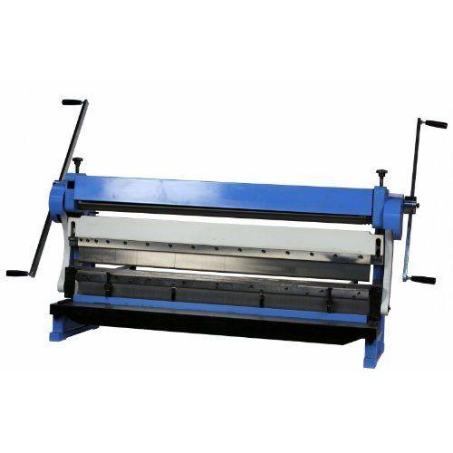 40 Combination 3 In 1 Sheet Metal Shear Brake Slip Roll Combo Machine Up To 20 Gauge Sheet Metal Shear Sheet Metal Mason Jar Lighting