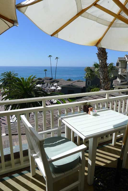 The Loft At Montage Laguna Beach Is Perfect Place For Breakfast Lunch Or Dinner