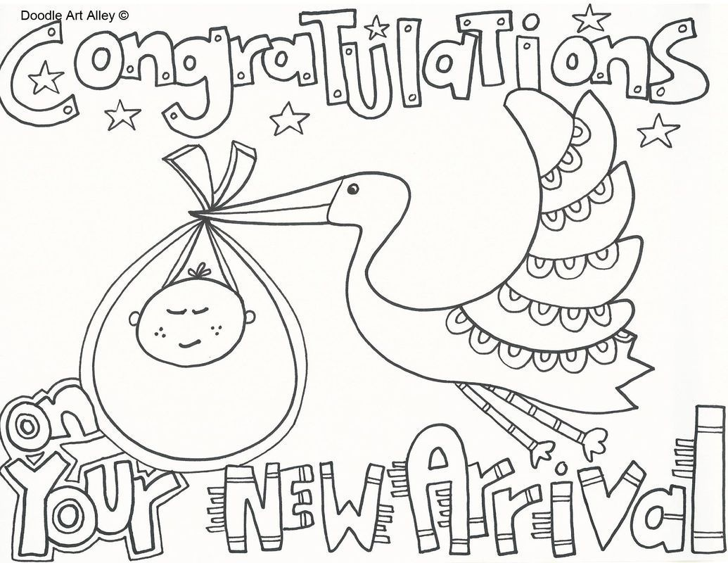 Baby Shower Coloring Pages Print Baby Coloring Pages Free Baby Stuff Baby Shower Cards