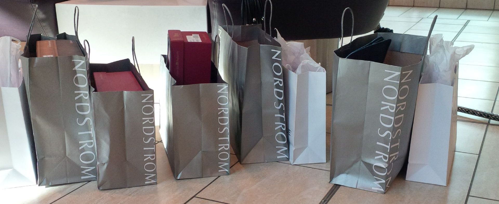 Lacey Johnsons Bags From Nordstrom Chapter 18