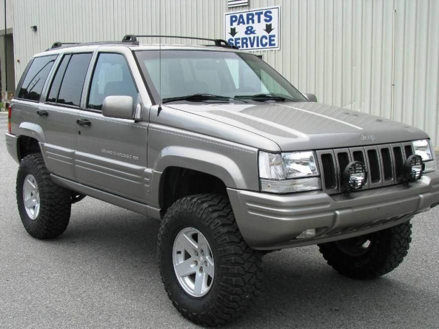 Ultimate Zj Build Jeepforum Com Jeep Zj Jeep Grand Cherokee