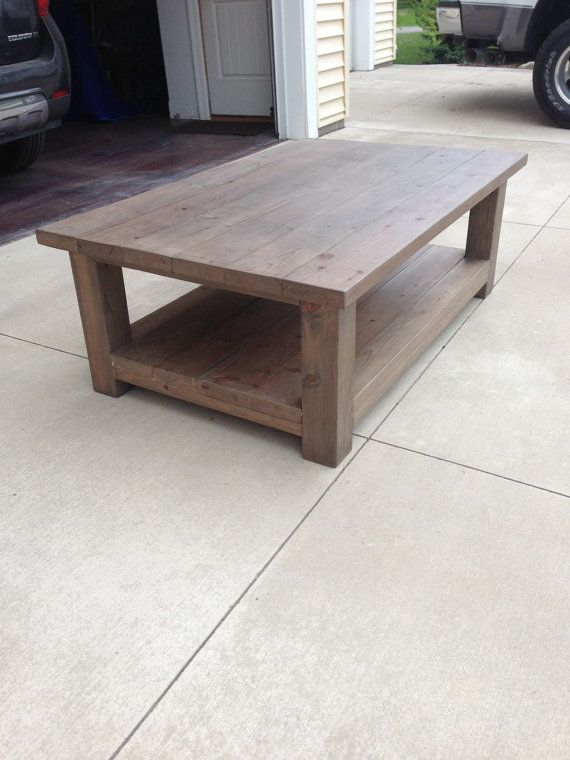Going to turn our house shutters into a coffee table I like this