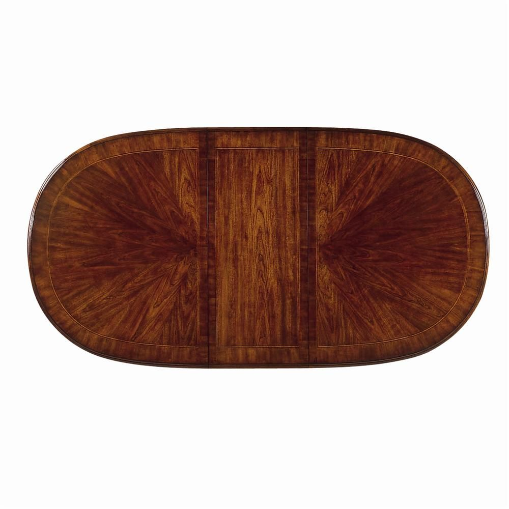 Cherry Grove 45th Traditional Oval Dining Table By American Drew | Wolf  Furniture