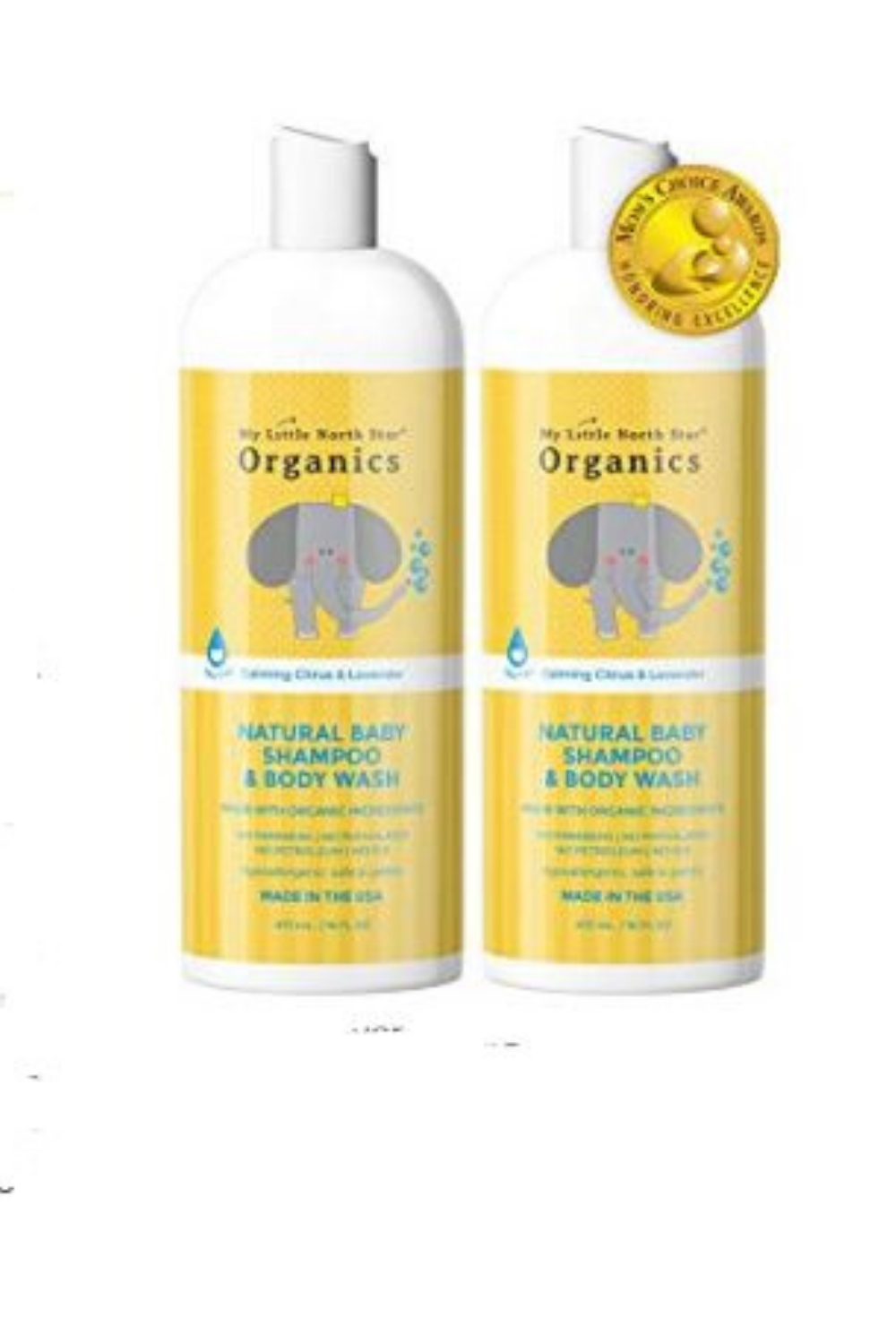Organic Baby Shampoo Body Wash Tear Free Shampoo For Toddlers Kids Best Organic Baby Pr In 2020 Organic Baby Shampoo Baby Shampoo Natural Organic Baby Products