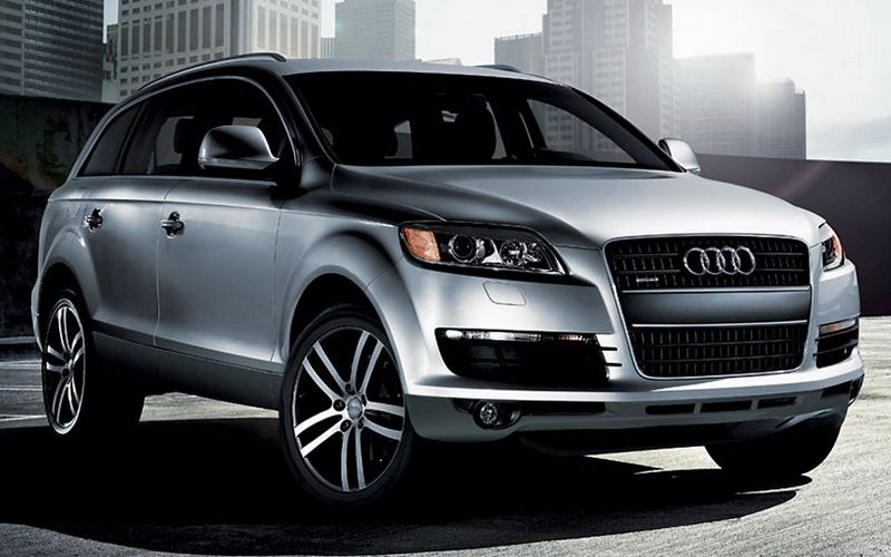 Audi Q SUV WANT Mostly Because Christian Has One But Also - Audi suv cars