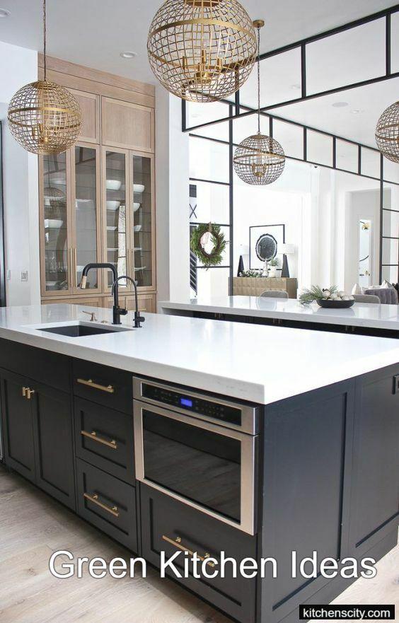Pin By Yashodhara Vallamkonda On Kitchens In 2020 Modern Kitchen