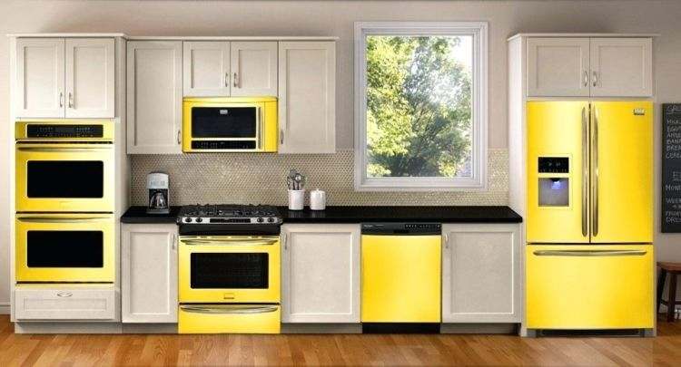 Make Your Kitchen Energetic and Free Spirited with Yellow