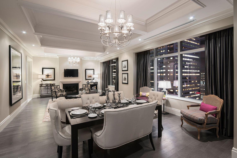Trump Tower Toronto Featuring A Magnificent Hotel Studio Condo Inspiration Condo Luxury Luxury Living