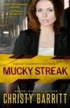 7th book in Squeeky Clean Mysteries Series
