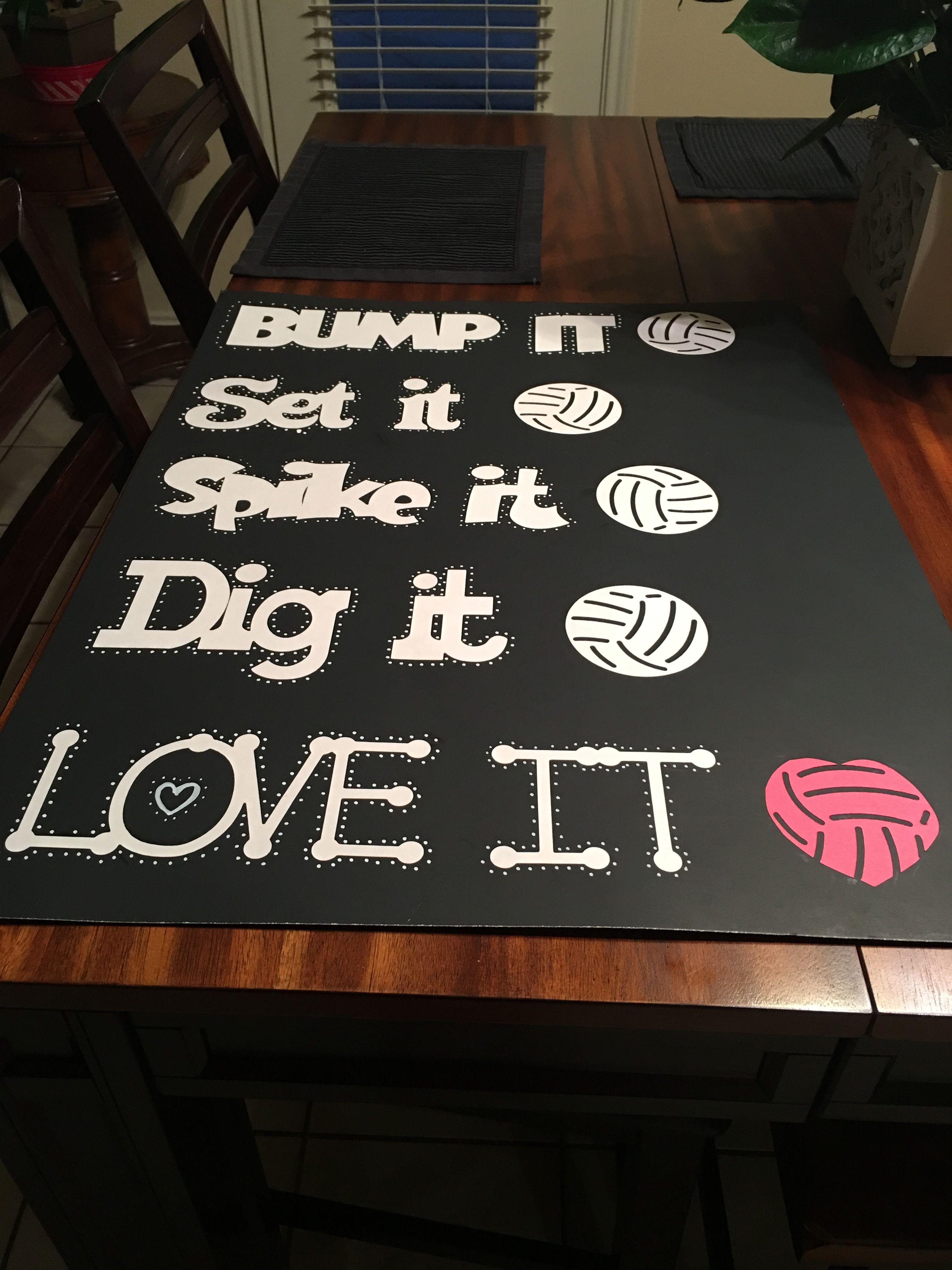 Ld Falcons Volleyball Motto Volleyball Ideas
