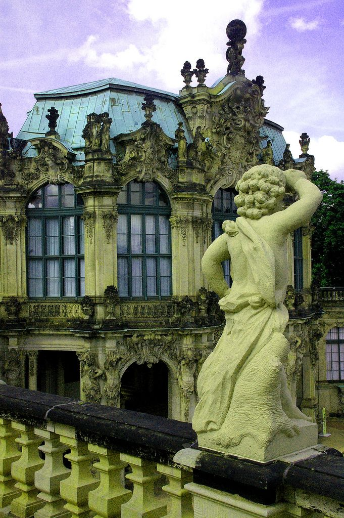 Zwinger Dresden Germany Places To Visit Cool Places To Visit