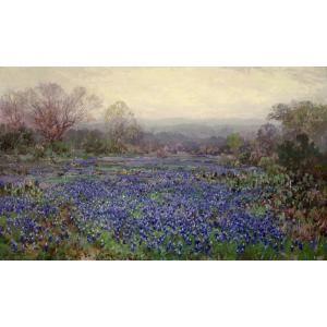 Untitled (Field of Bluebonnets), Julian Onderdonk, n.d., Dallas Museum of Art