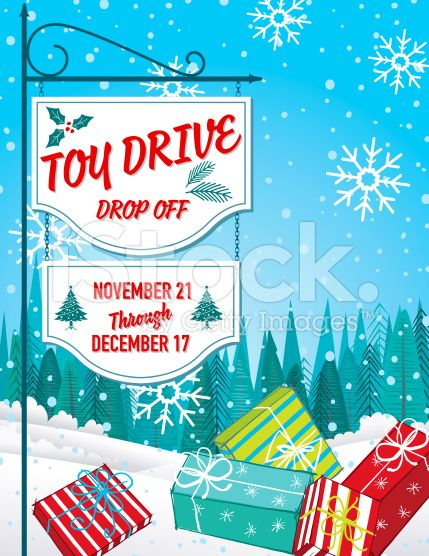 Toy Drive Poster Template Ideal for any charity or fundraiser that - fundraiser template free