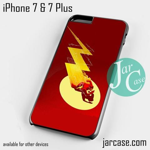 Running Flash Phone case for iPhone 7 and 7 Plus