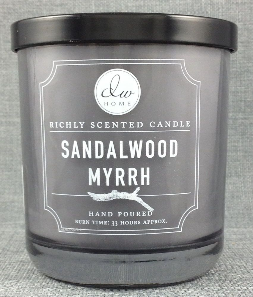 DW Home Richly Scented Candle - Hickory Clove