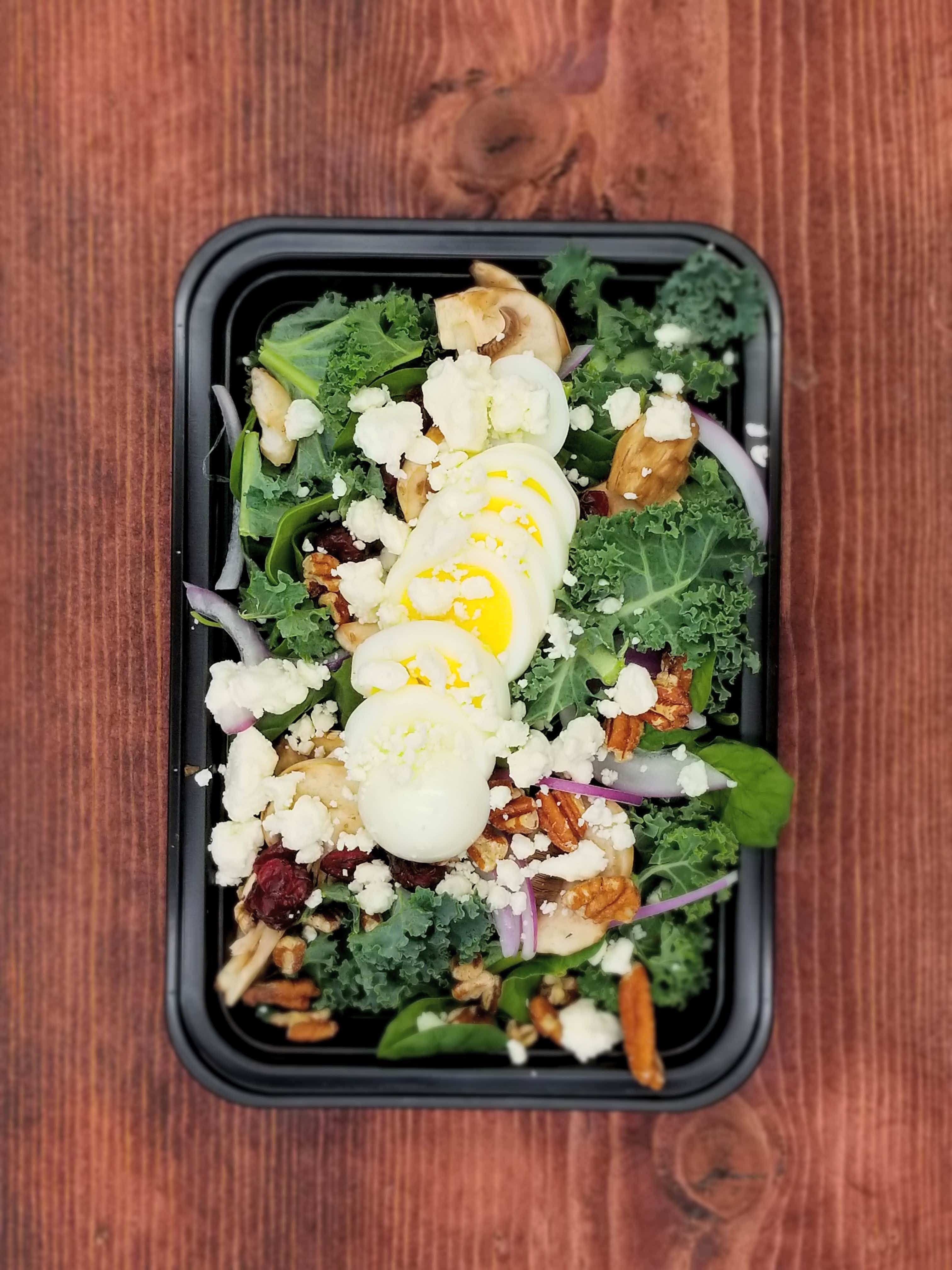 Delivered right to your door every day healthy meals in