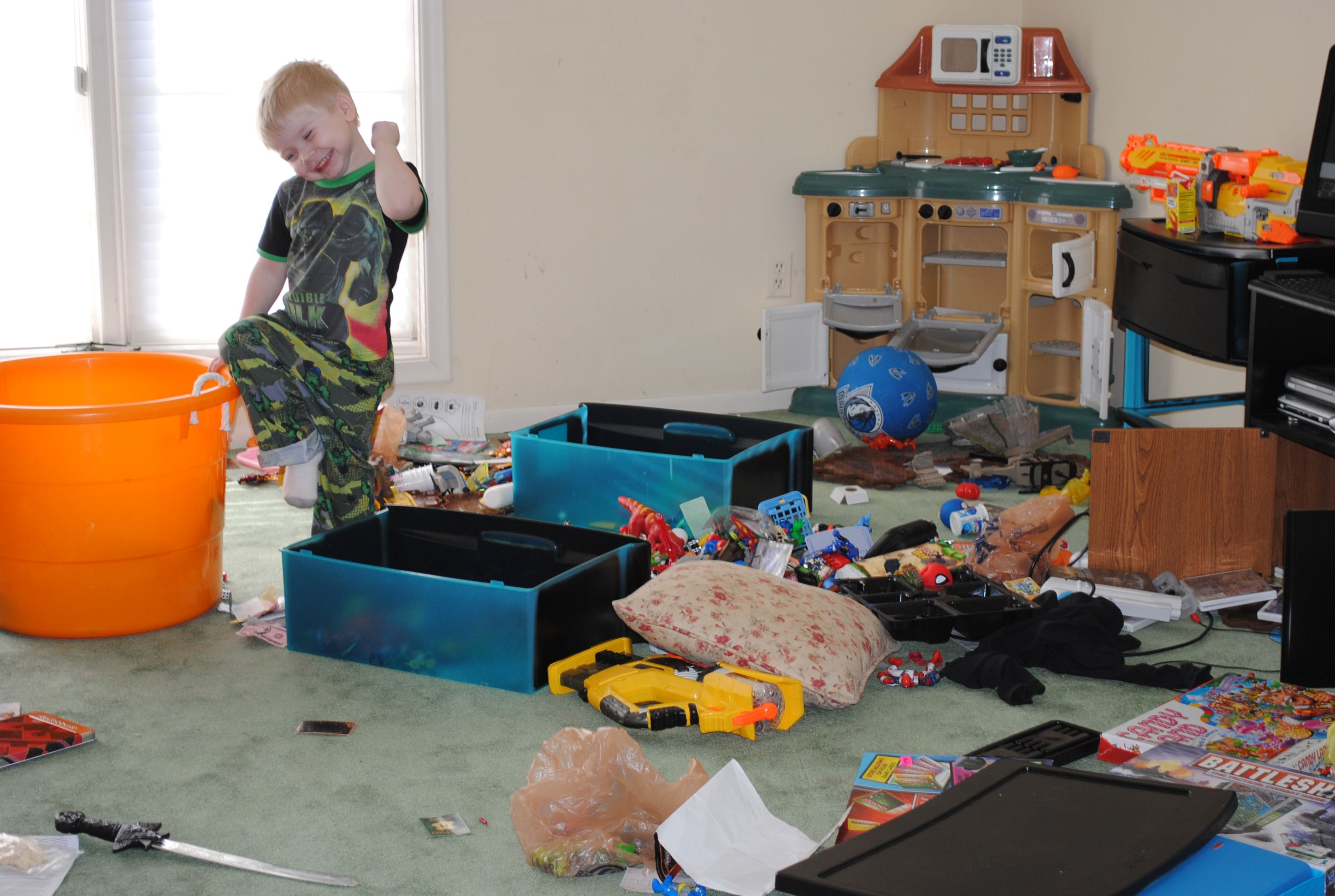 Messy Kids Room Before And After messy-kids-room (2896×1944) | reference for my room ideas