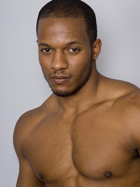 beautiful black men porn