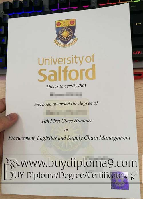 university of Salford certificate, Buy diploma, buy college - first class honours