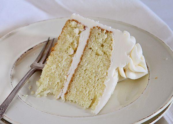 Ultimate Vanilla Cake Recipe Cake Vanilla cake and Vanilla