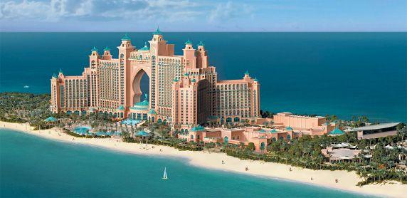 10 Surprising Facts of Dubai Palms Island  |Palm Island Dubai From Burj Hotel