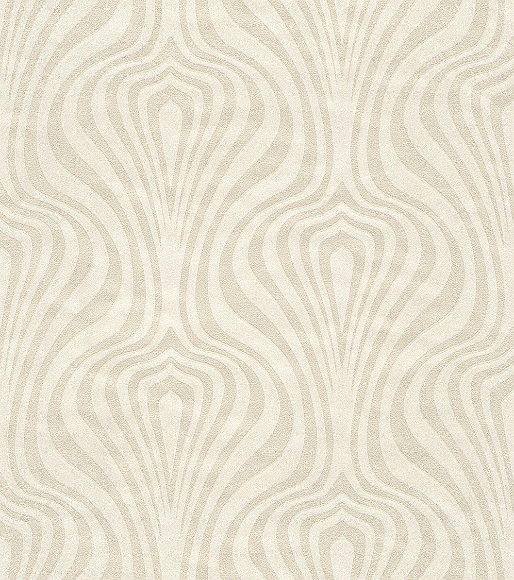 A S Creation Vliestapete Linen Style Tapete 13