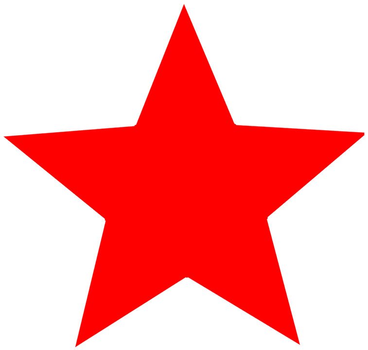 Red Star Png Image Red Star Star Clipart Stars