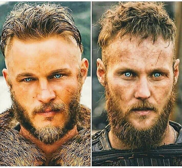 The Best Beard Styles In The World Beard Barbe Beardstyle Barbershop Barber Viking Style Menstyle Click On It Guerrier Viking Les Vikings Viking