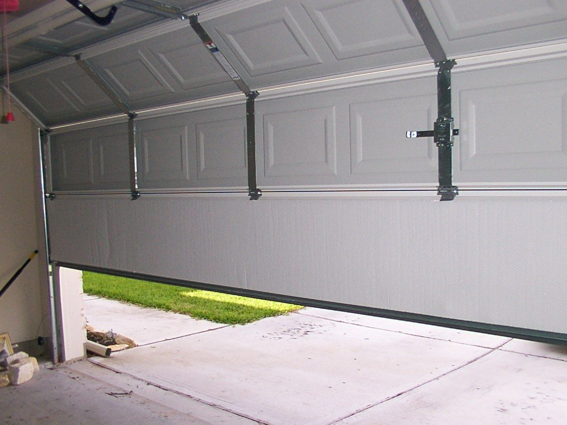 Why Purchase An Insulated Garage Door Throughout Insulated Garage