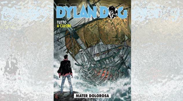 Dylan Dog : Cover n.361, 'Mater Dolorosa'