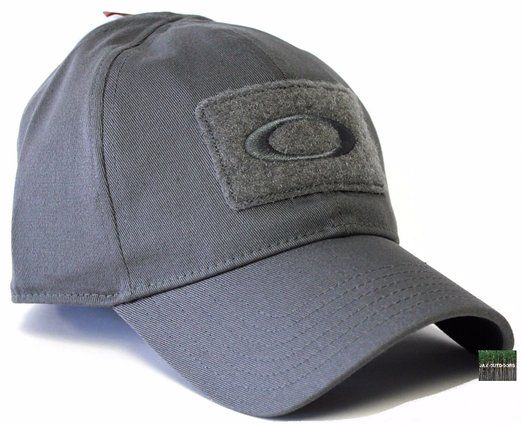 dce0f7be01e Oakley Men s SI MK 2 Mod 0 Standard Issue Tactical Fitted Hat Cap - Shadow  (S M)