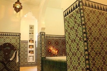 Hammam Badkamer Style : Hammam style bathroom mediterranean bathroom tile los