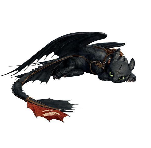 вспоминал, что тату дракона беззубика фото того данный аксессуар