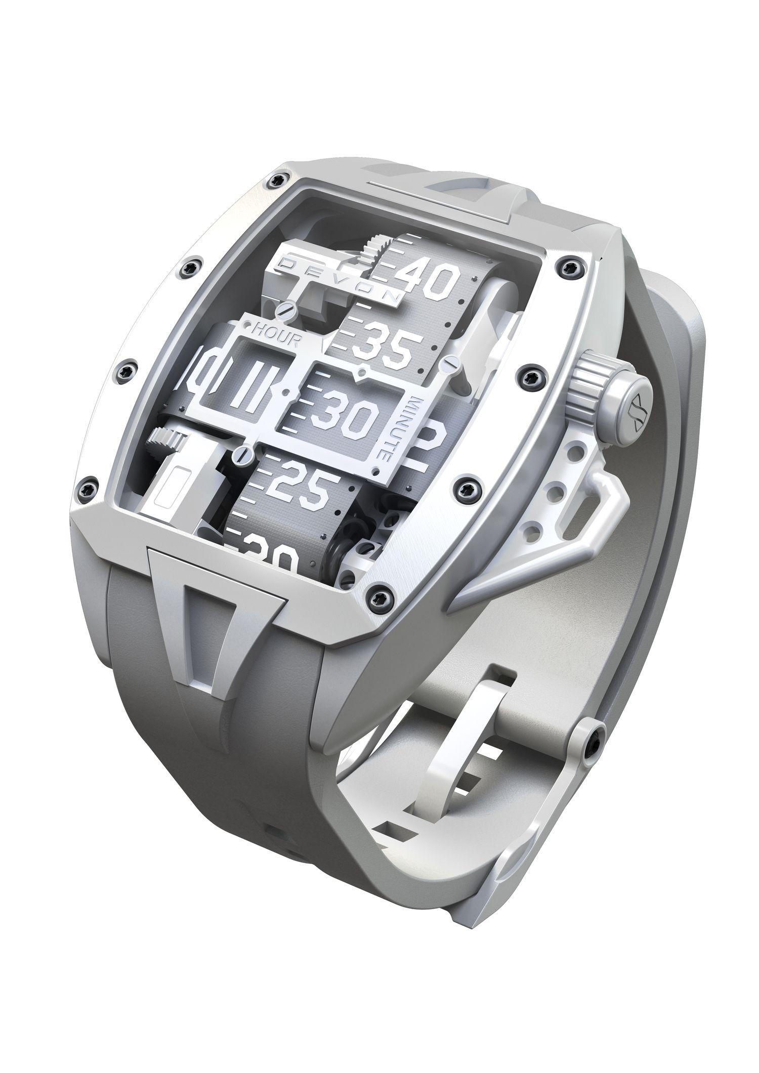 Devon Watch Ghost Devon watch, Luxury watches for men