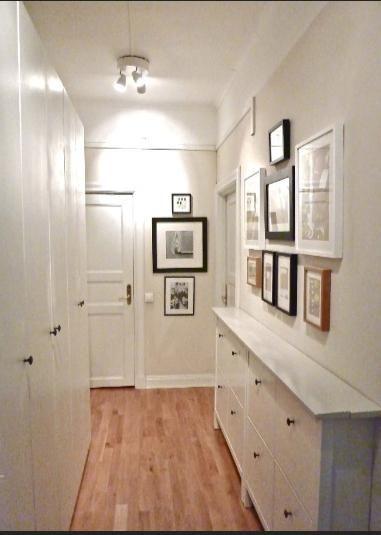 Hallway Decor And Storage Ideas Paperblog Hallway Decorating Hallway Storage Narrow Hallway