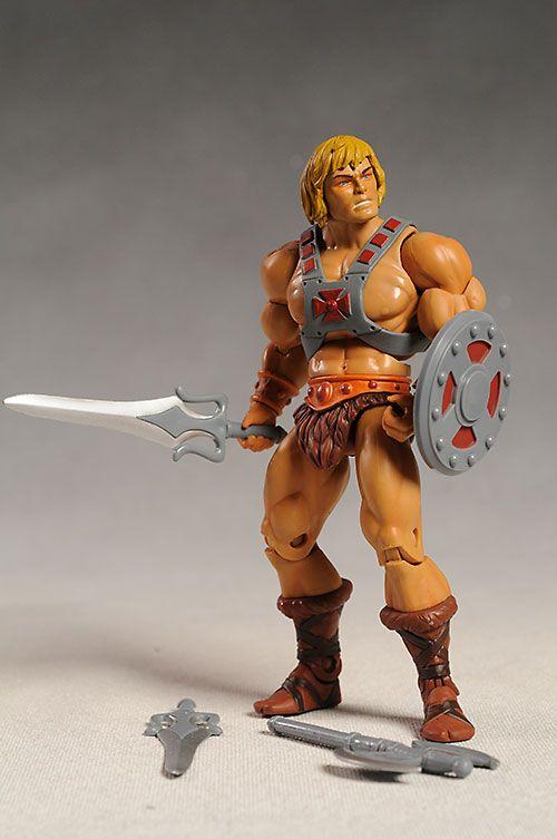 He Man Toys : Motuc he man beast skeletor action figures masters