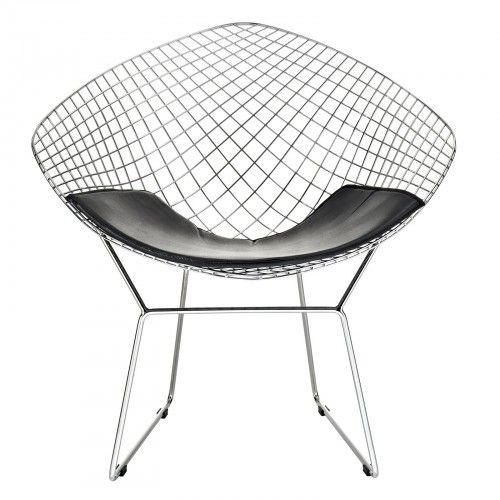 Bertoia Diamond Chair Knockoff Not As Nice But Over 1k
