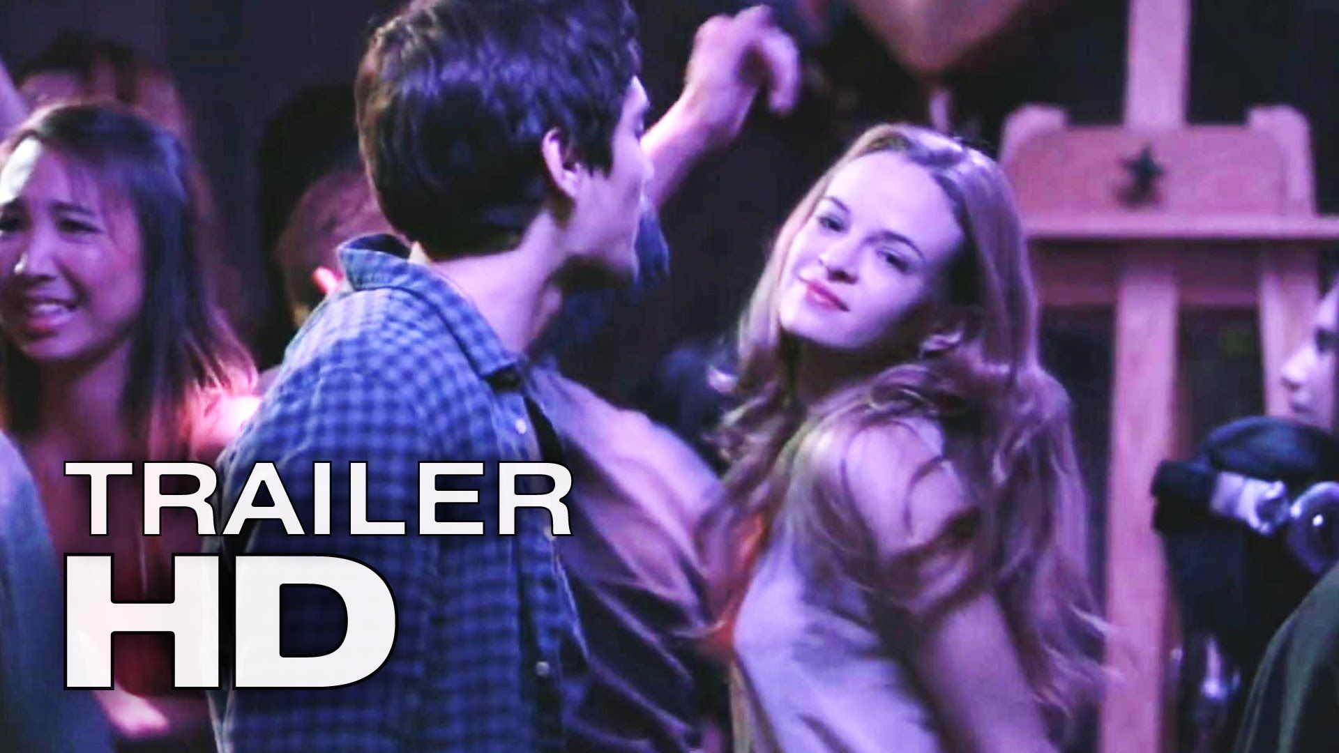 Time Lapse Trailer (2014) Danielle Panabaker, Matt O'Leary Movie Official [