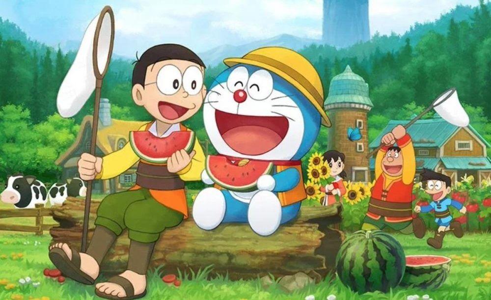 Wow 30 Gambar Kartun Nobita Sedih Kumpulan Gambar Doraemon Paling Lucu Download Gambar Doraemon Nobita Sedih Doraemon Wallpapers Doraemon Doremon Cartoon