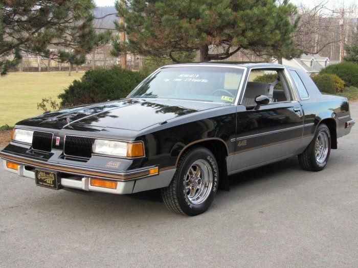 1987 Oldsmobile 442 Cutlass Supreme For Sale 1807599