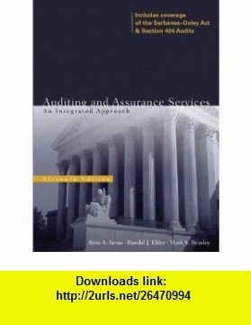 Auditing and assurance services an integrated approach 11th edition auditing and assurance services an integrated approach 11th edition 9780131867123 alvin a fandeluxe Images
