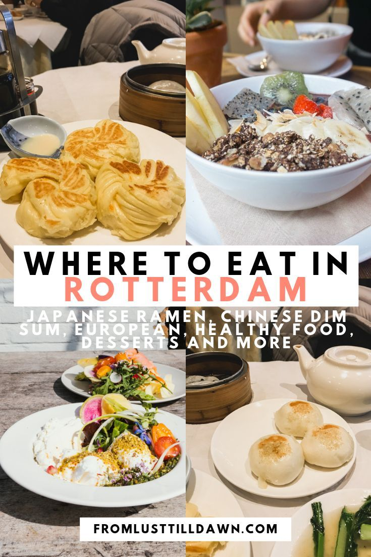 Where To Eat In Rotterdam Eat Food Guide Food