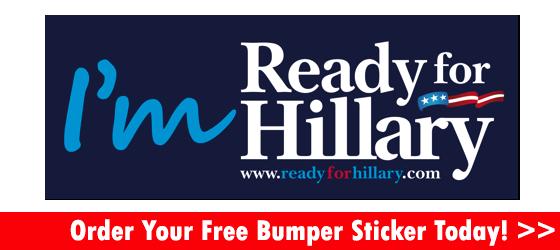 Hillary Bumper Stickers 2016
