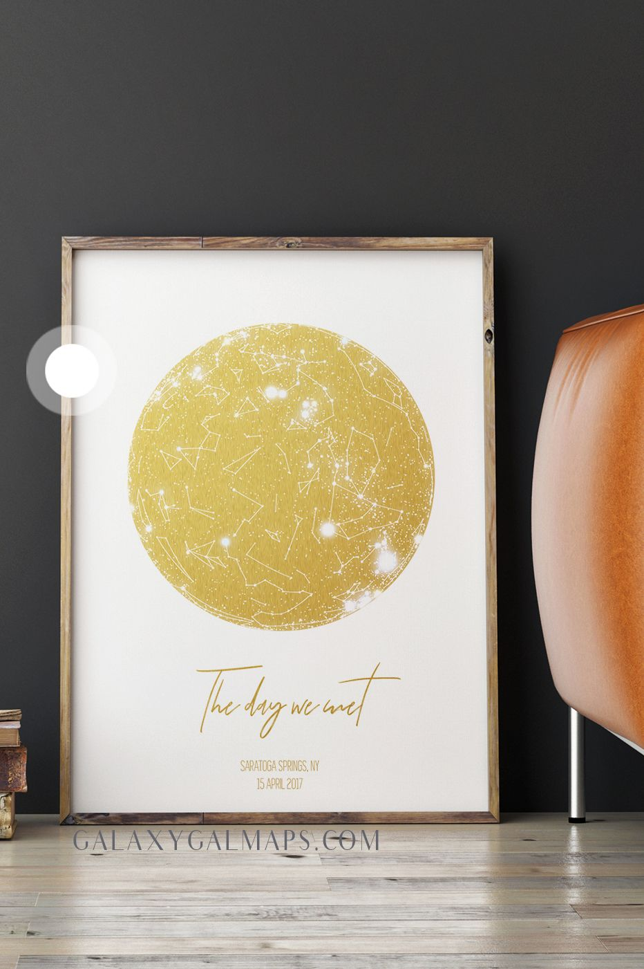 UNIQUE Sky Map for Your Date - In Law Gift Christmas Gifts for In ...