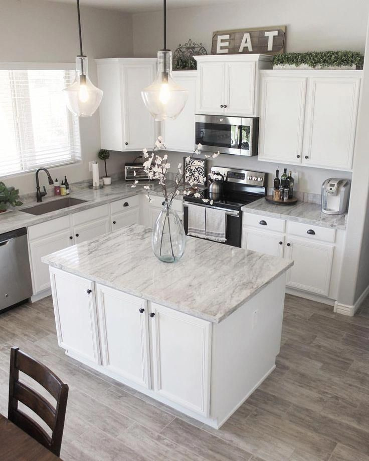 Zoom On Kitchen Trends 2019 In 2020 Home Decor Kitchen White