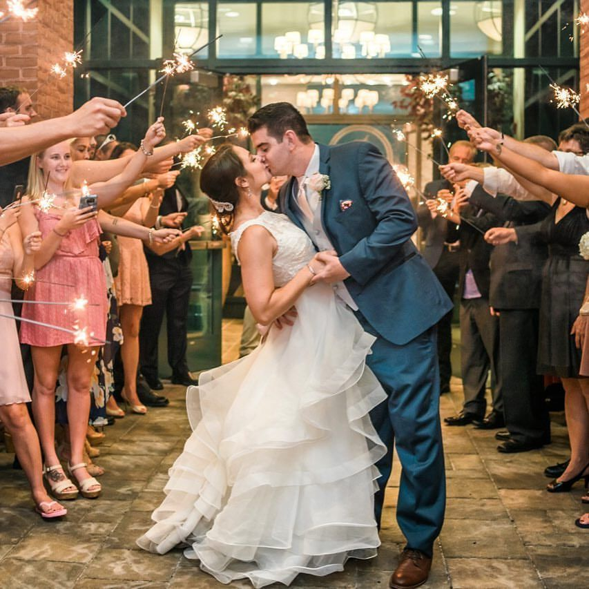 Exclusive Waterfront Wedding: Water's Edge Events Center Combines A Romantic Waterfront