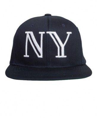 e4587d6fb86 40 oz NYC - Balmain NY Snapback Cap -  50