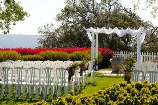 Wedding Hill At Byington Winery