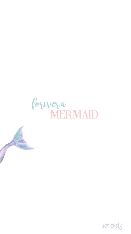 Iphone 6 wallpaper tumblr girl - Iphone 6 Wallpaper Forever A Mermaid